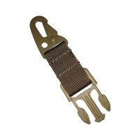 Emerson - Multi-purpose Change hanging buckle - Coyote Brown