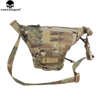 Emerson - Multi-function RECON Waist Bag - Multicam Black