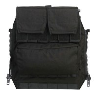 Emerson - Back Pack BY ZIP Panel FOR AVS JPC2.0 CPC - Black