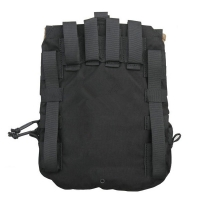 Emerson - Assault Back Panel - Black