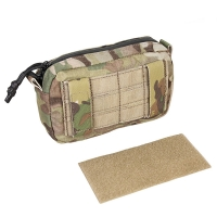 Emerson - 23cm*16cm Pouch - Coyote Brown