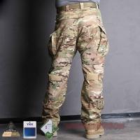 Emerson - Blue Label G3 Tactical Pants - Multicam Black