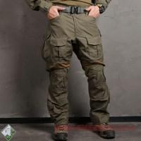Emerson - Blue Label G3 Tactical Pants - Ranger Green