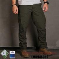 Emerson - Blue Label Ergonomic Fit Long - Ranger Green