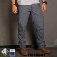 Emerson - Blue Label Ergonomic Fit Long - Wolf Grey