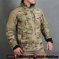 Emerson - Clavicular Armor Tactical Warm & Windproof Layer - Multicam