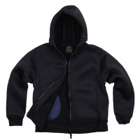 Fostex - Hooded vest- Black