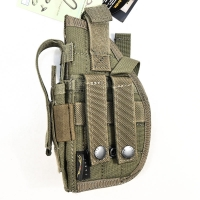 Flyye - Right Handed Pistol Holster - Ranger Green