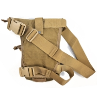 Flyye - Tactical Leg Pouch - Coyote Brown