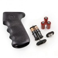 Hogue - AK-47/AK-74 Rubber Grip Includes Storage Kit - Black
