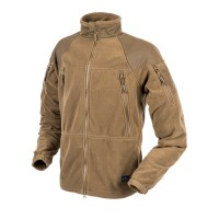 Helikon-Tex - STRATUS Jacket - Heavy Fleece - Coyote