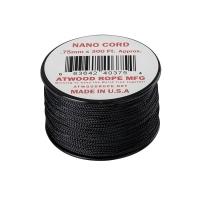 Atwood Rope MFG - Nano Cord (300ft) - Black