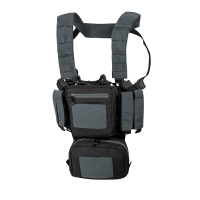 Helikon-Tex - Training Mini Rig (TMR) - Cordura - Black / Shadow Grey