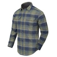 Helikon-Tex - GreyMan Shirt - Blast Blue Plaid