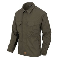 Helikon-Tex - WOODSMAN Shirt - Taiga Green / Black A