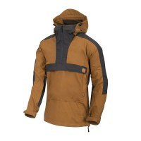 Helikon-Tex - WOODSMAN Anorak Jacket - Coyote / Ash Grey