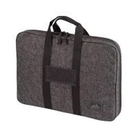 Helikon-Tex - Double Pistol Wallet - Nylon - Black-Grey Melange