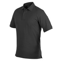 Helikon-Tex - UTL Polo Shirt - TopCool Lite - Black