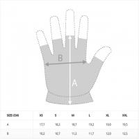 Helikon-Tex - Half Finger Mk2 Gloves - Olive Green / Coyote A