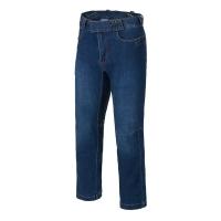 Helikon-Tex - Covert Tactical Pants - Denim Mid - Vintage Worn Blue