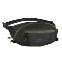 Helikon-Tex - Bandicoot Waist Pack - Cordura - Black /Olive Green A