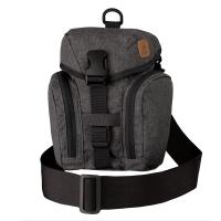 Helikon-Tex - ESSENTIAL KITBAG - Nylon Polyester Blend - Melange Black-Grey