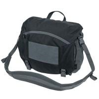 Helikon-Tex - URBAN COURIER BAG Large - Cordura - Black / Shadow Grey A