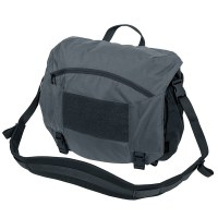 Helikon-Tex - URBAN COURIER BAG Large - Cordura - Shadow Grey / Black A
