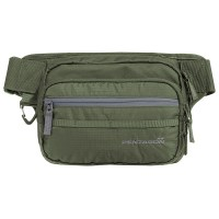 Pentagon - Runner Concealment Pouch - Olive