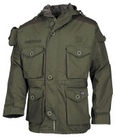 Max Fuchs - Commando Jacket Smock - OD green