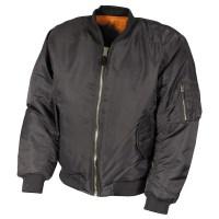 Max Fuchs - US Flight Jacket MA1 - Urban Grey
