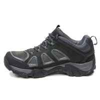Max Fuchs - Trekking Shoes Mountain Low - Grey