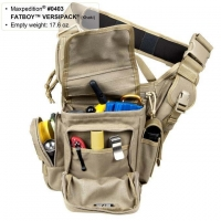 Maxpedition - Fatboy Versipack - OD Green