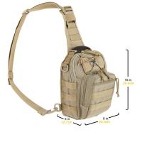 Maxpedition - Remora™ Gearslinger® - Khaki