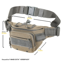 Maxpedition - Octa™ Versipack® - Black