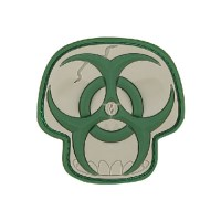 Maxpedition - Biohazard Skull Patch