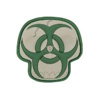 Maxpedition - Biohazard Skull Patch