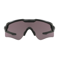 Oakley - Standard Issue Ballistic M Frame Alpha - Black Frame with Grey Prizm and Clear Lenses