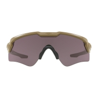 Oakley - Standard Issue Ballistic M Frame Alpha - Terrain Tan Frame with Grey Prizm and Clear Lenses
