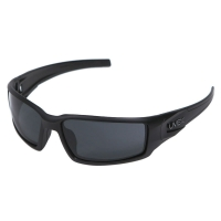 UVEX - Honeywell Hypershock Shooter's Safety Eyewear - Frame Black/Lens Grey