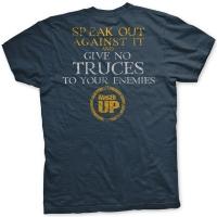 Ranger Up - Viking No Truces Ultra-Thin Vintage T-Shirt
