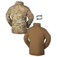 Sturm - Multitarn/Drk Coyote Cold Weather Jacket Revers