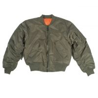 Sturm - US OD Teesar MA1 Flight Jacket