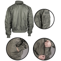 Sturm - US OD Tactical Flight Jacket