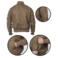 Sturm - US Dark Coyote Tactical Flight Jacket