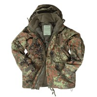 Sturm - Flectar Wet Weather Jacket With Fleece Liner