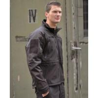 Sturm - Black MIL-TEC Profesional Softshell Jacket