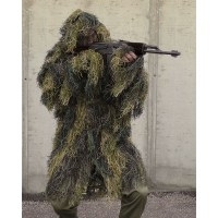 Sturm - Woodland Ghillie Parka Anti Fire Pro