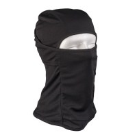 Sturm - Black Tactical Balaclava Open