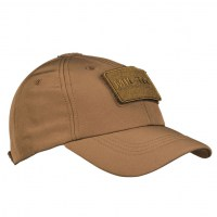Sturm - Dark Coyote Softshell Baseball Cap